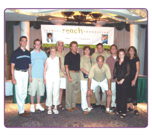 Pictured left to right: Rick Morello, Rob Esposito (intern who worked on our very first website), Marilyn Morello, Richard Morello, Chris Wiatrak, Andrea Colangelo, Jimmy Colangelo (bending down), Justin Colangelo, Brian Morello, Kristina Morello, Deb Loehr (our first Director of Finance)