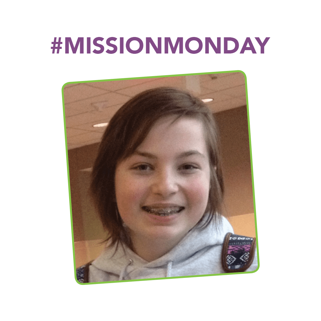 #MissionMonday: Camille