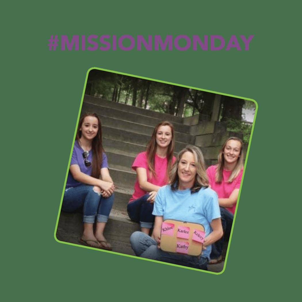 #MissionMonday: Katherine