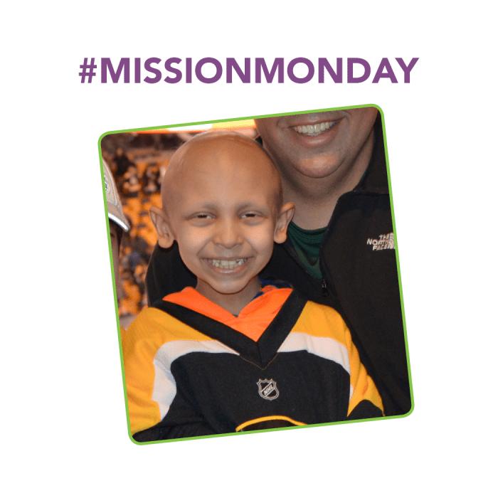 #MissionMonday: Michael