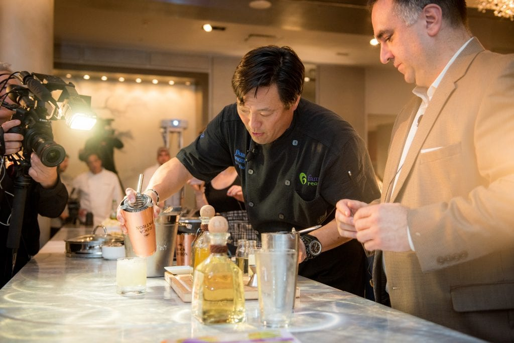 Ming Tsai, Patron Tequila
