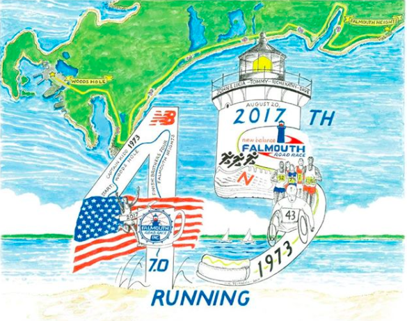 Falmouth Road Race 2017: Meet our Reach Athletes!