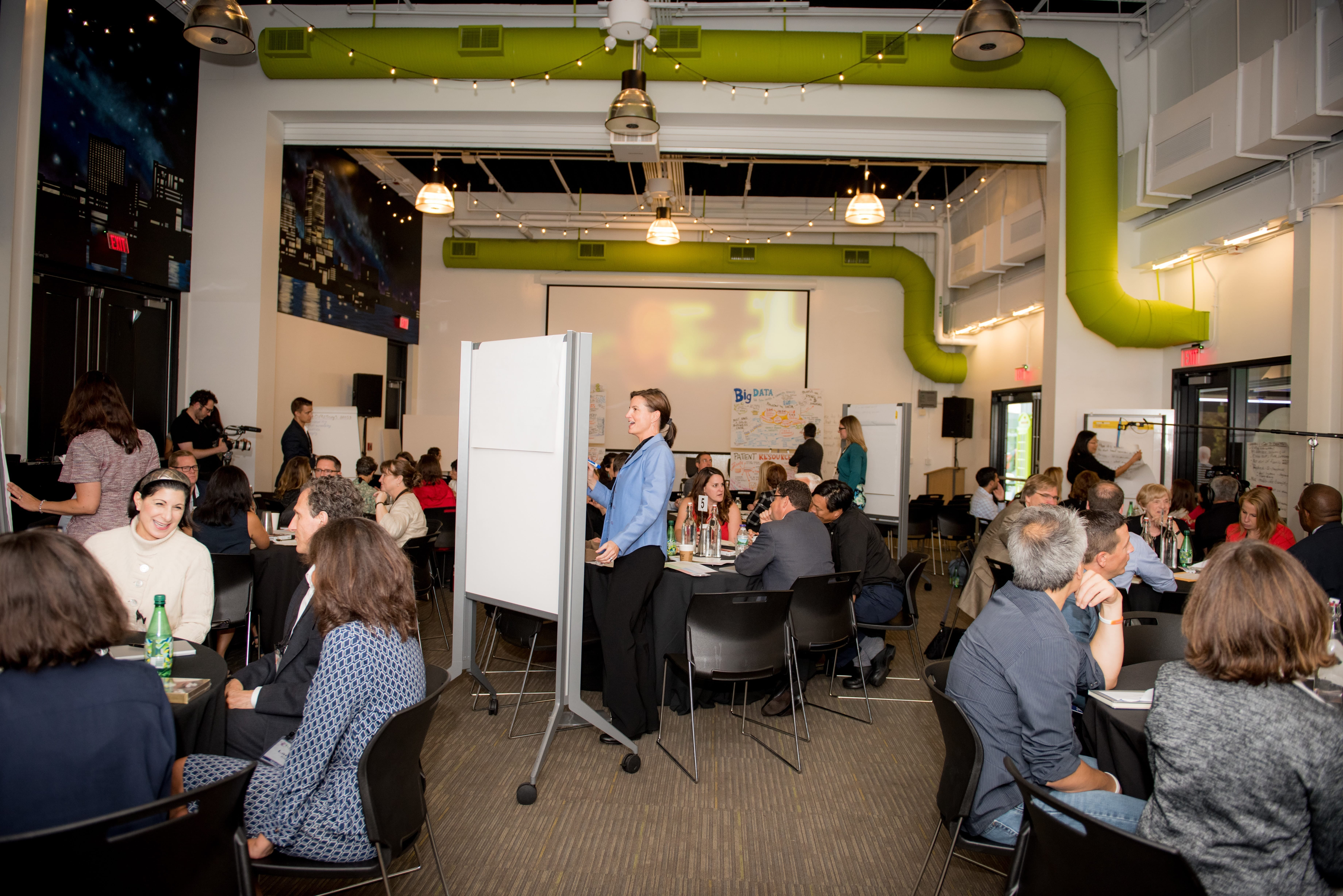 Imagine Session 2017 – Building the solution