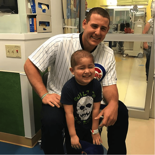 Partner spotlight: Anthony Rizzo Family Foundation