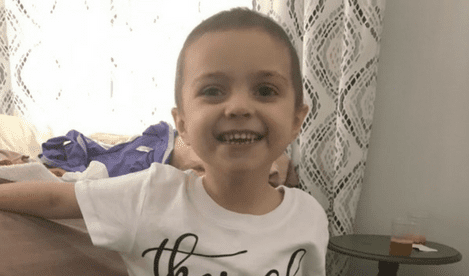 4-Year-Old Cancer Fighter Inspires Others with Positivity