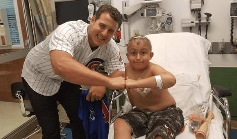 Partnership Spotlight: Anthony Rizzo Family Foundation