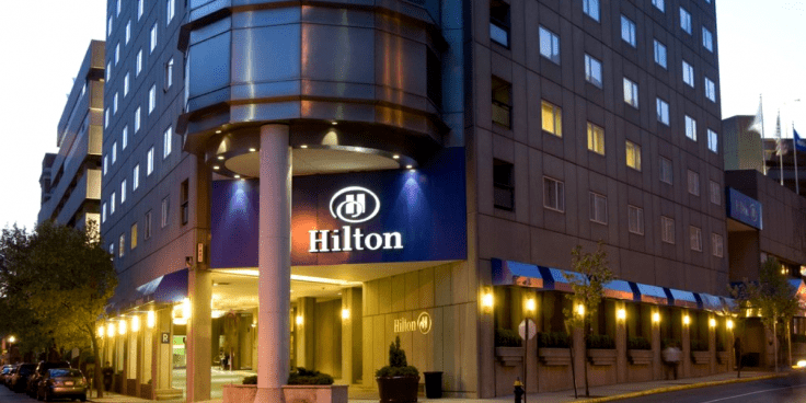 Hilton Partners with Family Reach for Cancer Patients