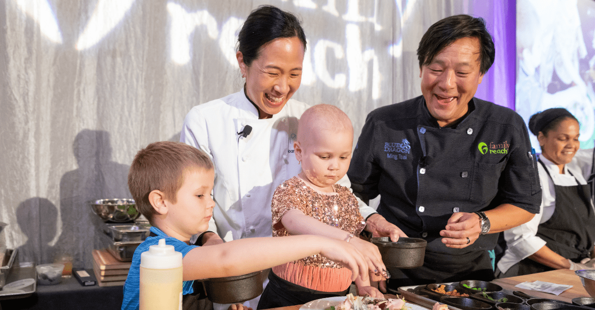 An Impactful Event – Cooking Live Boston 2019