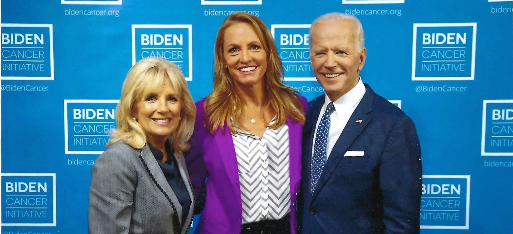 Thank You Biden Cancer Initiative