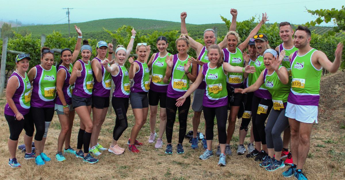 Reach Athletes Crush Napa-to-Sonoma Wine Country Half Marathon