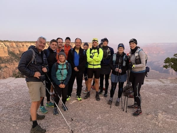 Reach Athletes Hike 48 Miles Through the Grand Canyon for Cancer Patients
