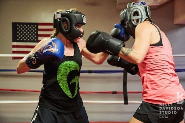 Ready to Rumble? Reach Athlete Tricia Gill Fights in Haymakers for Hope's Boxing Event