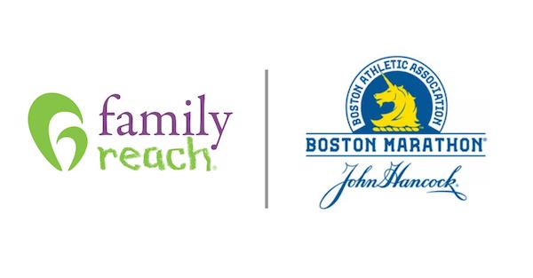 2020 Boston Marathon Team Selected for Nonprofit Organization Family Reach!
