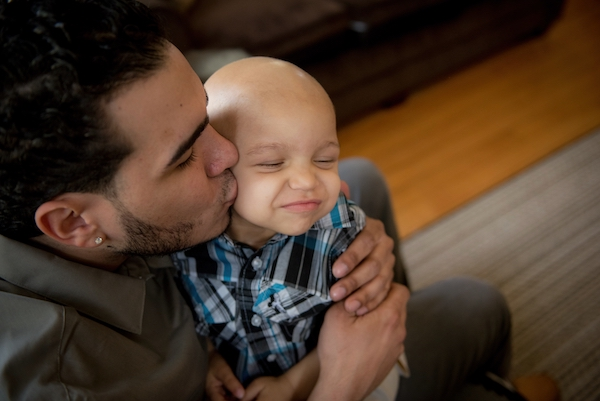 When Your Child Has Cancer: Letters of Wisdom from Cancer Dads