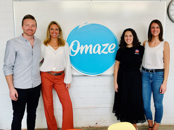 omaze featured