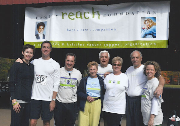 In Conversation: Founding Member Andrea Colangelo Reflects on 25 Years with Family Reach