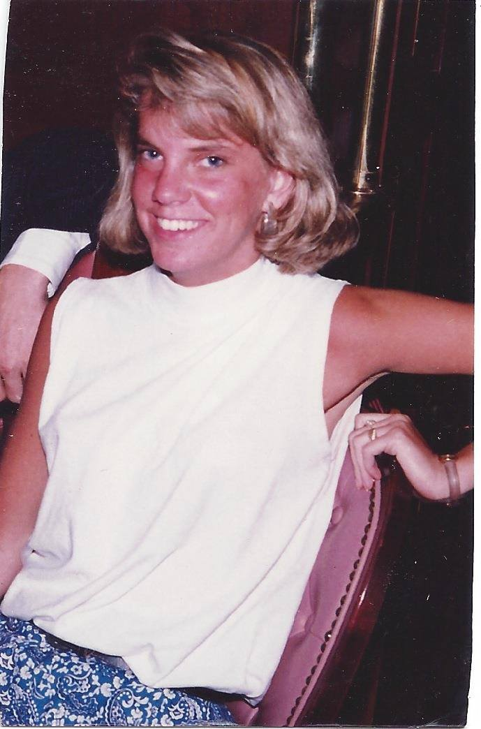 Maribeth Merrigan in 1989