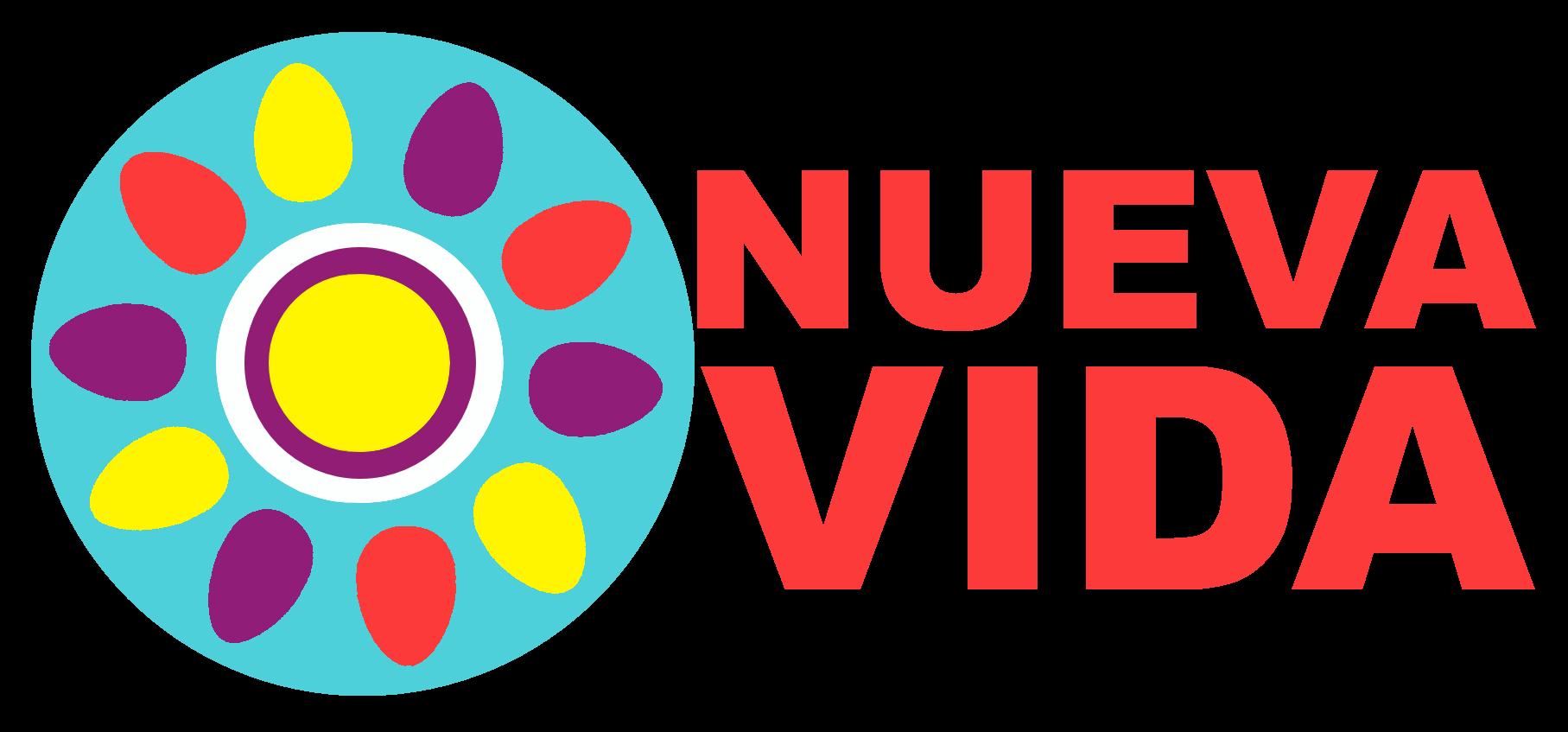 Nueva Vida Logo Transparent Background High Resolution