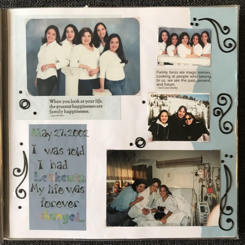 Snapshots from Renée's scrapbook