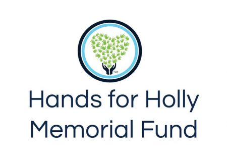 Logo: Hands for Holly Memorial Fund
