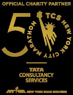 NYCM20 50 Charity Designation logo