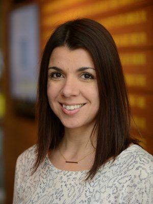 Headshot of Rosie Cunningham